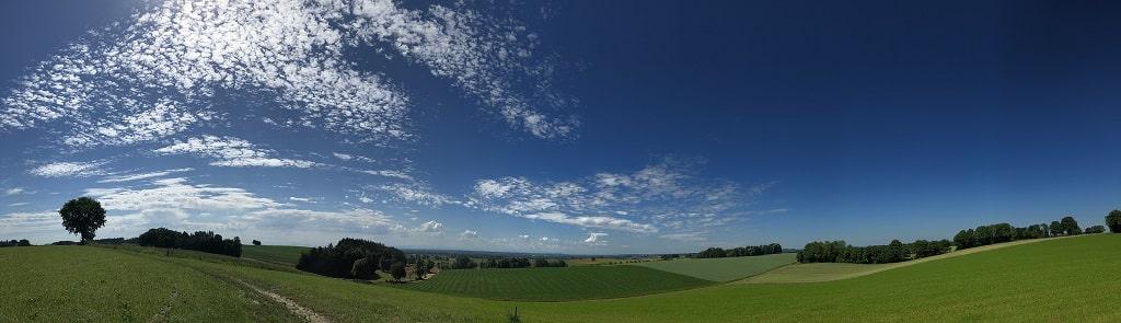 Bild von Landschaft-Bayern